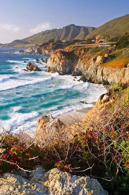 Big Sur, CA Coast highway <3