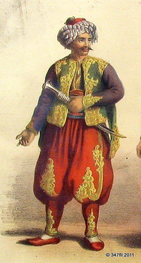 Ottoman.