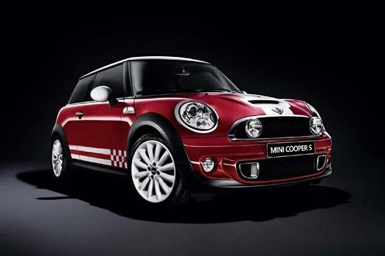 Mini Cooper S Aaltonen - so cute!