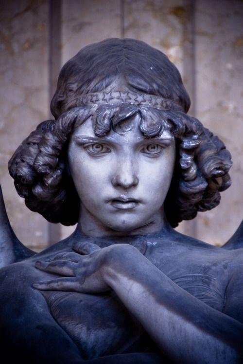 artemisdreaming:    Giulio Monteverde - Angel of the Resurrection Alfredo.M