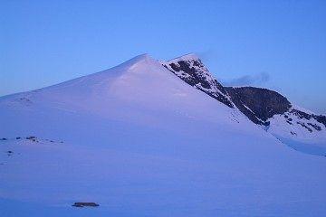 Topptur til Glittertinden (2452 moh.) i Jotunheimen