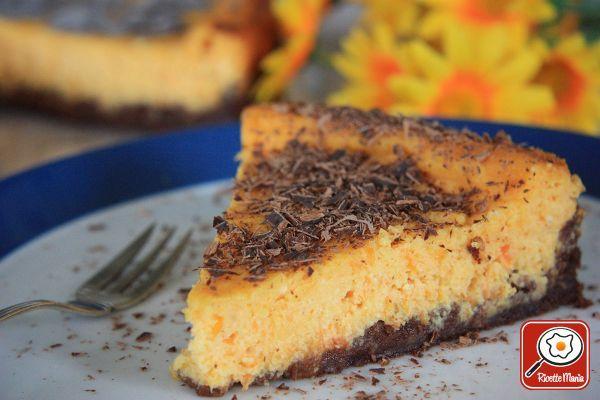 Ricetta Cheesecake di zucca