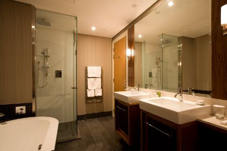 150 best rustic lodge images on pinterest sweet home for Bathroom design queenstown