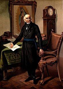Miguel Hidalgo fue un personaje muy importante hacía el final de la época de la colonia en México porque comenzó el movimiento de independencia.
