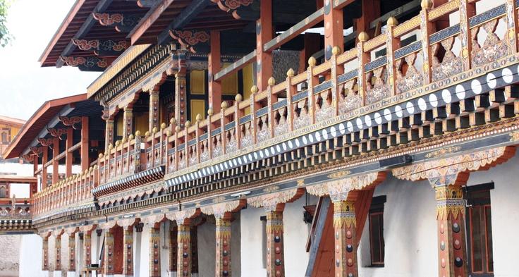 Bhutan Traditional Art...