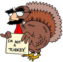 Thanksgiving-funny picture-funny turkey
