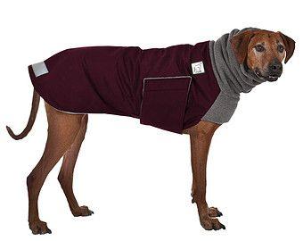 GREAT DANE Winter Dog Coat Dog Coat Winter par VoyagersK9Apparel