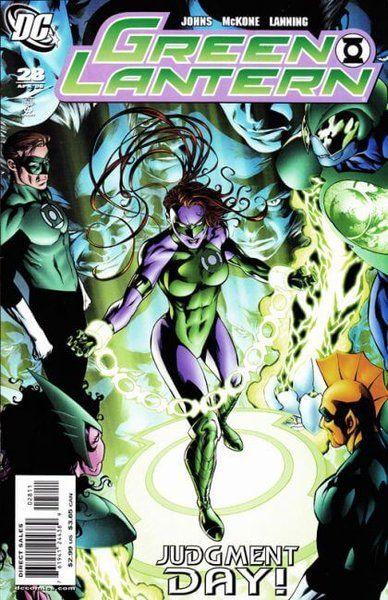 Green Lantern Vol.4 no.28