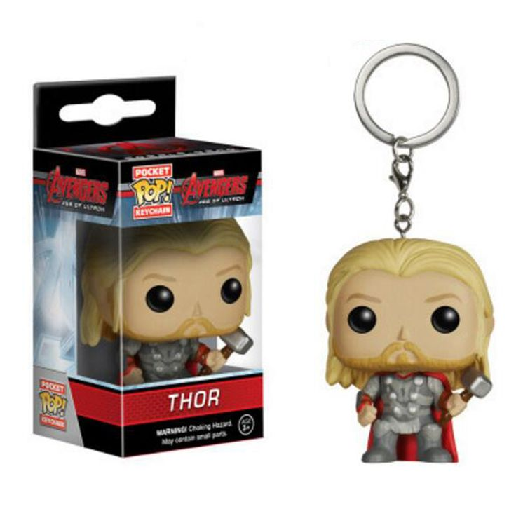 Pocket POP! Keychain: Avengers 2 - Thor //Price: $10.00 & FREE Shipping //     #superheroez #superheroes #marvel #dccomics