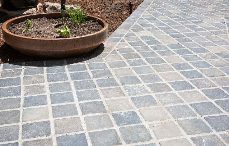 Oyster Limestone Cobblestone is the most favorited cobblestone in entire stone cobblestone range. Being very durable limestone and having the most beautiful grey tones and earthy brown colour variations these limestones have that warm European look. Visit our website to learn the various characteristics of each stone and receive individual assistance in choosing just the right product to beautify your home and garden.  #cobblestones