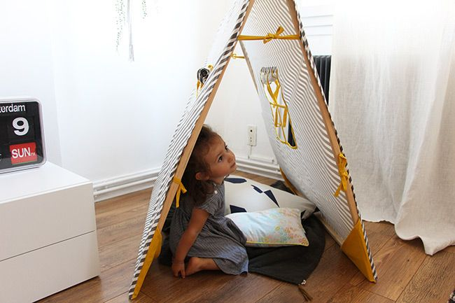 La tente canadienne | Blueberry Home