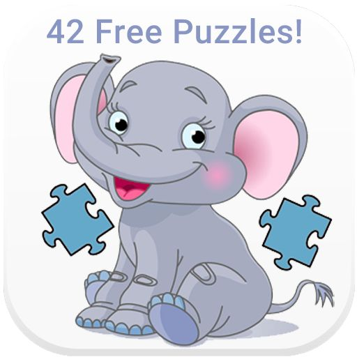 Free Animal Puzzles for Kids, now with 42 cute puzzles. http://bit.ly/124eeob