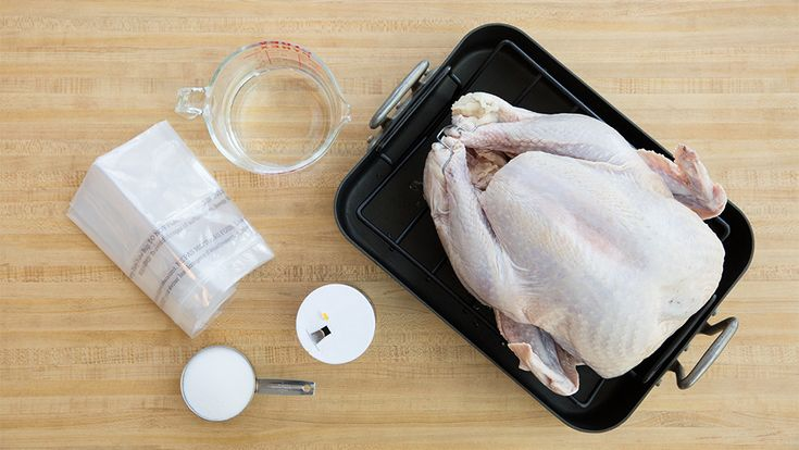 Yes, you can! And, more importantly yes, you should! Don't go through the work of roasting a turkey only to have a dry, flavorless meal. Brining ensures a tender, flavorful main every time.