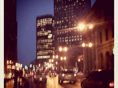 Winnipeg City Lights