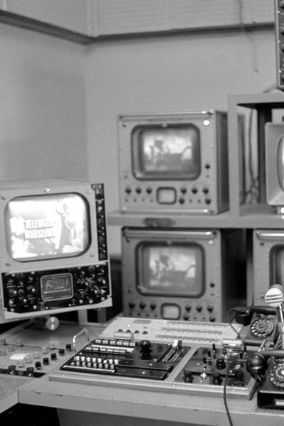 Tak prezentowała się reżyserka w 1962 roku (fot. Z. Januszewski/TVP)