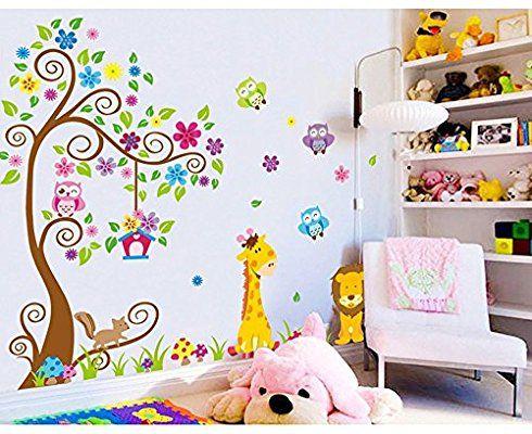 Oltre 25 fantastiche idee su decorazione della parete per - Albero su parete ...
