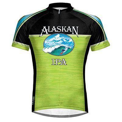 Alaskan IPA Cycling Jersey
