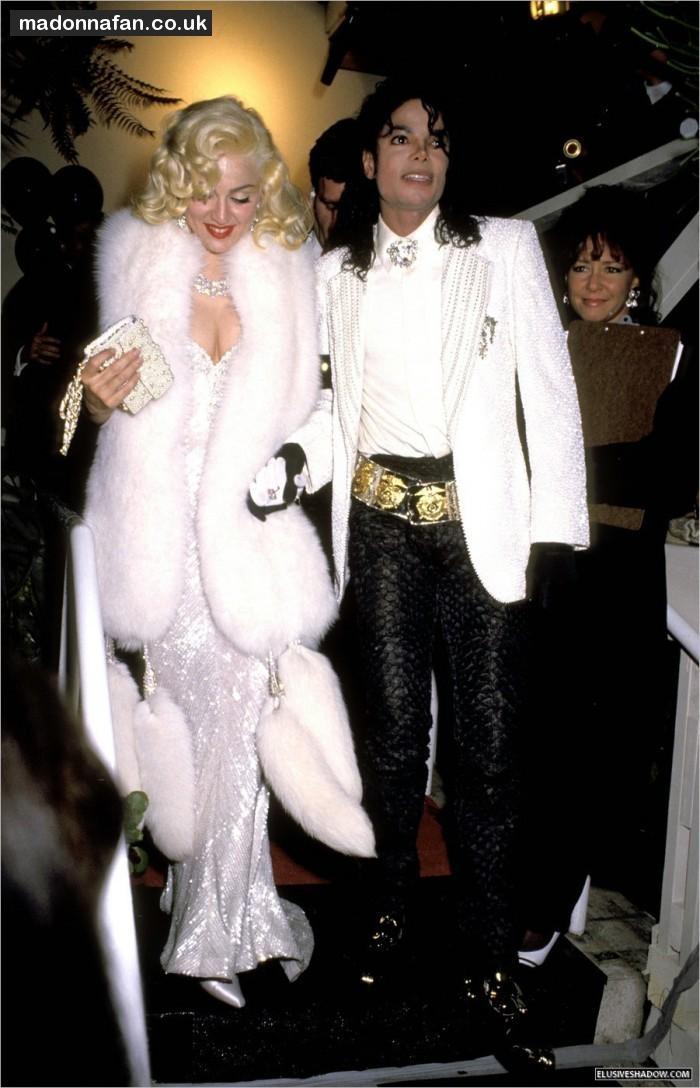 Michael Jackson Madonna