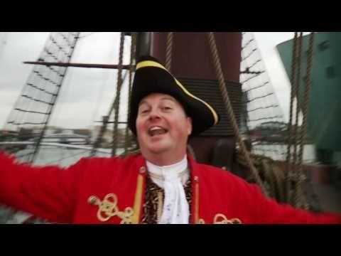 Kern 7 Piraat Piratendans