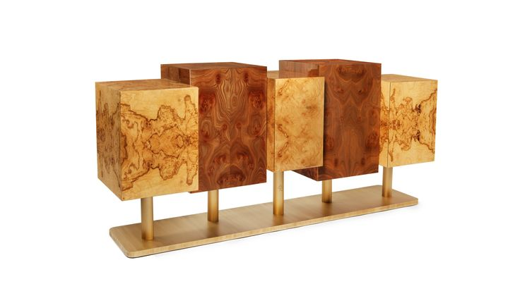 The Special Tree sideboard Designed by Joana Santos Barbosa for INSIDHERLAND  #exclusivepieces #sideboard #furniturecollection #furnitureinspiration #diningroom #casegoods #natureinspiration #nature #trees #modernsideboard #home #homedesign #interiordecor #uniquedesign #interiorinspiration #portuguesefurniture #insidherland #jsb #joanasantosbarbosa