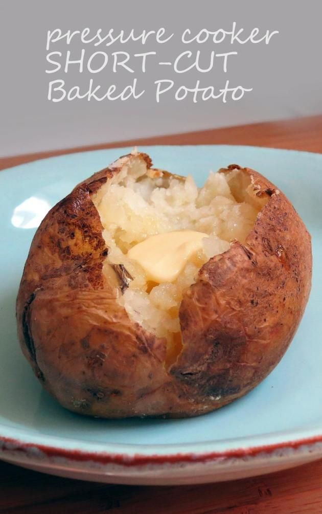 Pressure Cooker Short-cut Potatoes/ Cut down on oven time, but still have fluffy inside, crispy outside potatoes/ hippressurecooking.com