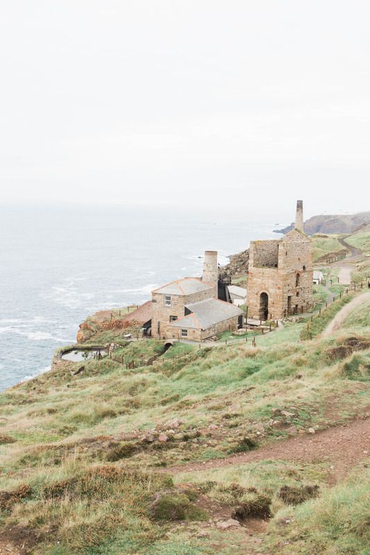 The Levant Mine in Cornwall. Just one of the filming locations for Poldark and a must-see on a weekend in Cornwall.
