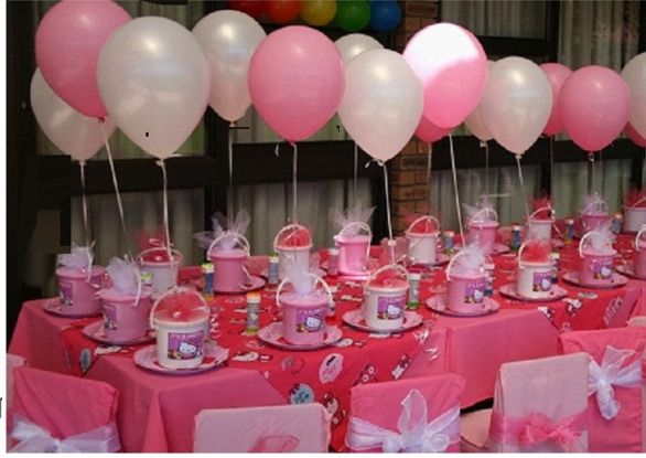 Hello Kitty Party Ideas Gallery Party setups Parties