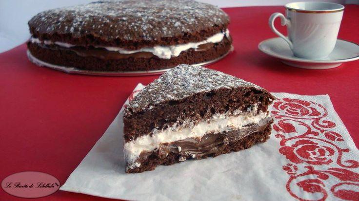 Torta moretto | Le ricette di Libellula