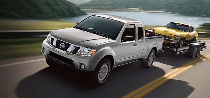 2015 Nissan Frontier® S King Cab | Nissan USA