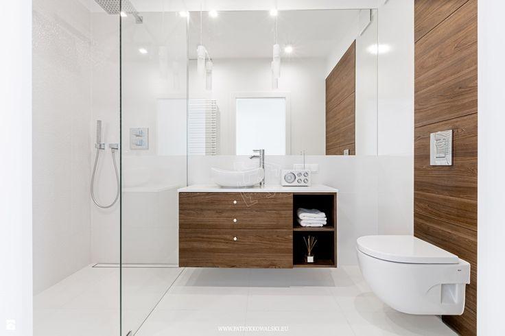 Łazienka styl Minimalistyczny - zdjęcie od Patryk Kowalski Architektura i projektowanie wnętrz - Łazienka - Styl Minimalistyczny - Patryk…