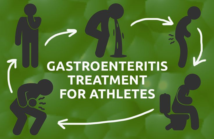 Coming Back from a Stomach Bug: Gastroenteritis Treatment for Athletes