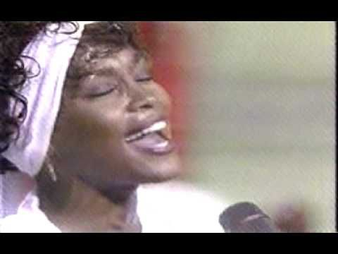 PRESS PLAY ▶ Whitney Houston sings the National Anthem -- Star Spangled Banner