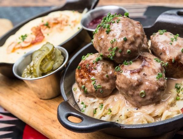 ... nordic christmas scandinavian recipes swedish meatball forward swedish