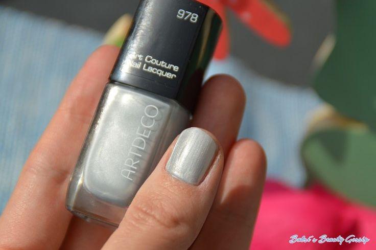 "[Review] - Artdeco ""silver willow"" Nagellack: - Babsi´s Beauty Gossip"