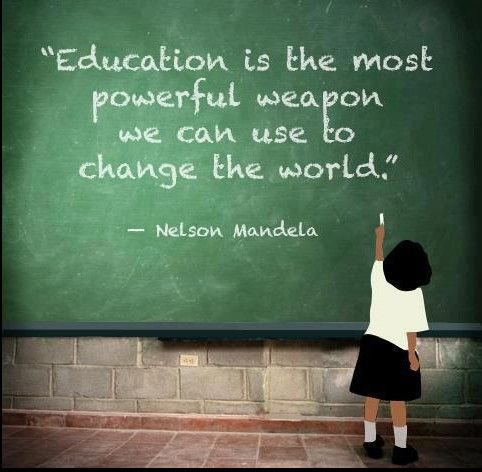 Inspirational Quotes About Education 22 Best Eduction Quotes Images On Pinterest  Educational Quotes .