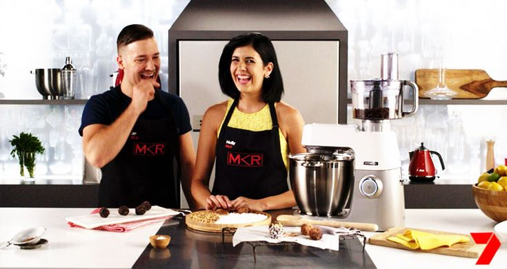 Healthy Brownies recipe by my kitchen rules