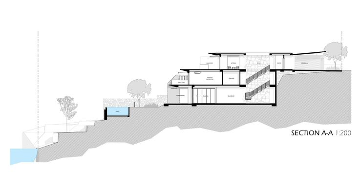 Image 11 of 14 from gallery of Chiswick Residence / Arki[vis]. Section