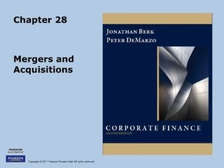 berk-chapter-28-mergers-and-acquisitions by Herb Meiberger via Slideshare
