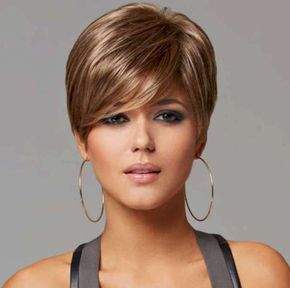 Short Hairstyles – 540