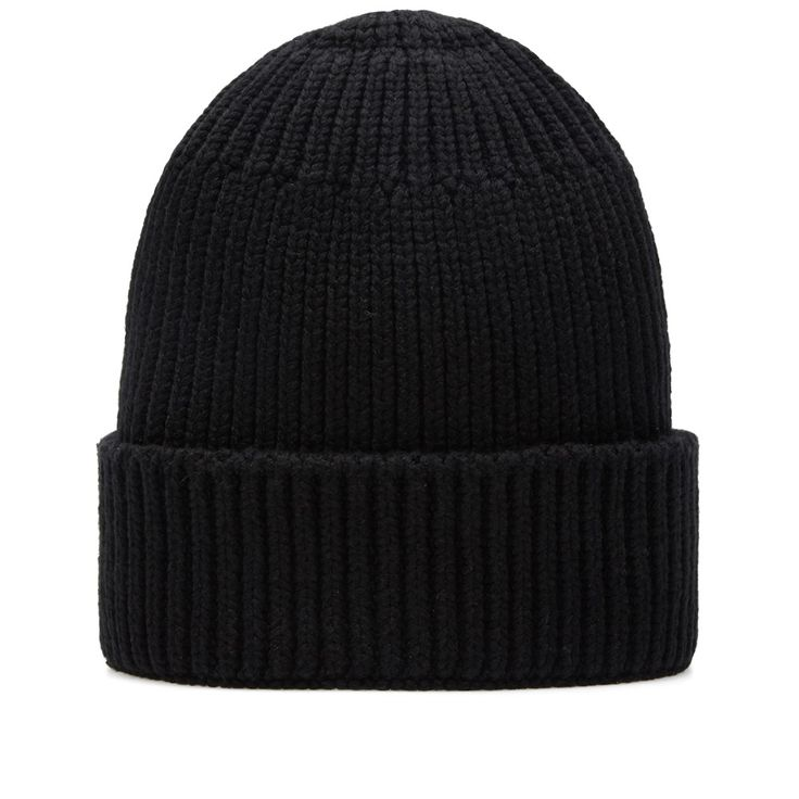 """< a href=""""/brands/stone-island"""">Stone Island's Shadow Project explores the discourse between sportswear and urban apparel, with a proclivity for innovative and highly technical fabrics. As always, the label create an exceptional range of accessories, epitomised with this Winter Cotton Beanie. Comprised of a cotton-blend fabric in an all-over ribbed construction, this piece of headwear ensures supreme warming properties throughout the colder months and is finished off with a discrete branded…"""