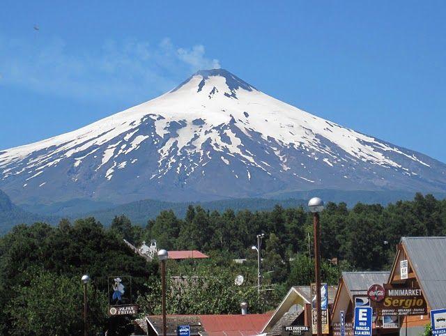 Pucon, Chile.