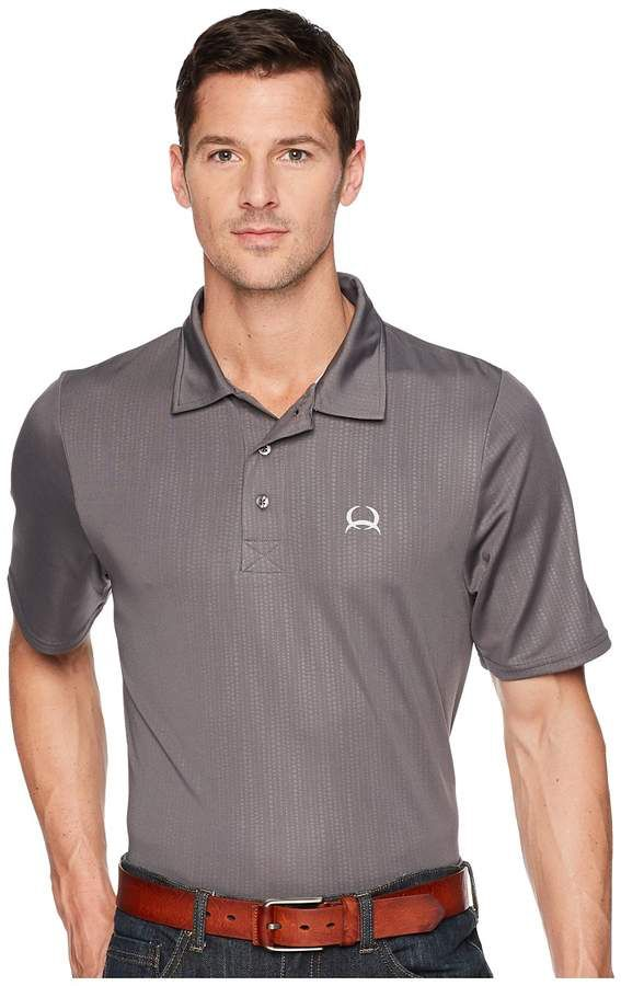 79d8e74d Cinch Athletic Embossed Tech Polo Men's Clothing | The man in my ...