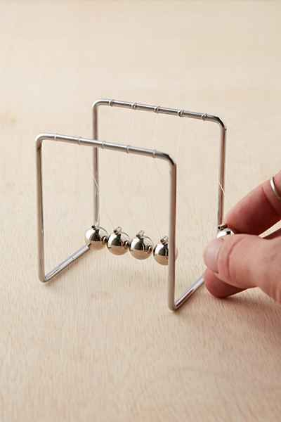 Mini Newtons Cradle - Urban Outfitters