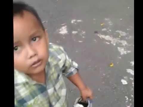 VIDEO anak ngerjain orang tuanya