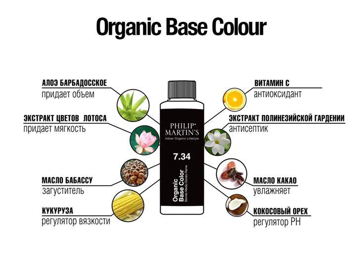 Organic Base color