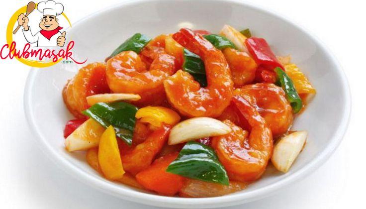 Resep Udang Asam Pedas, Resep Hidangan Cina Favorit, Club Masak