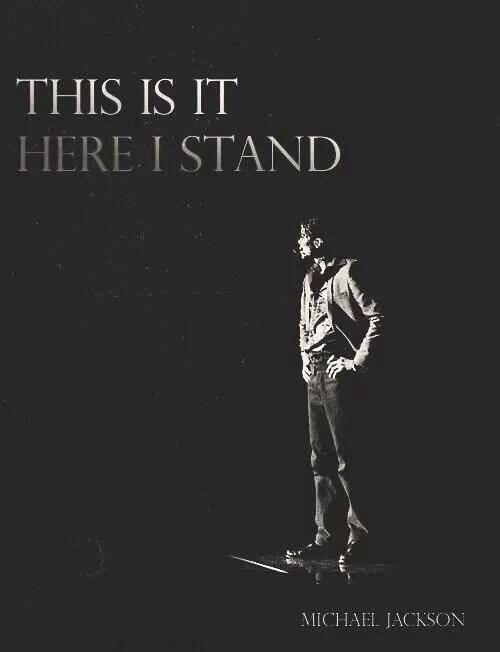 Michael Jackson - This Is It Lyrics   MetroLyrics