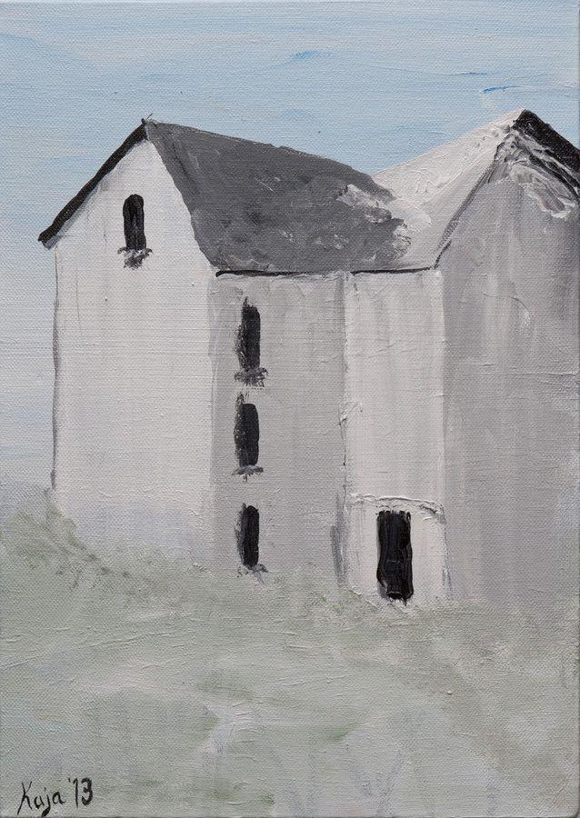 The white house by Kaja Thorn on 500px