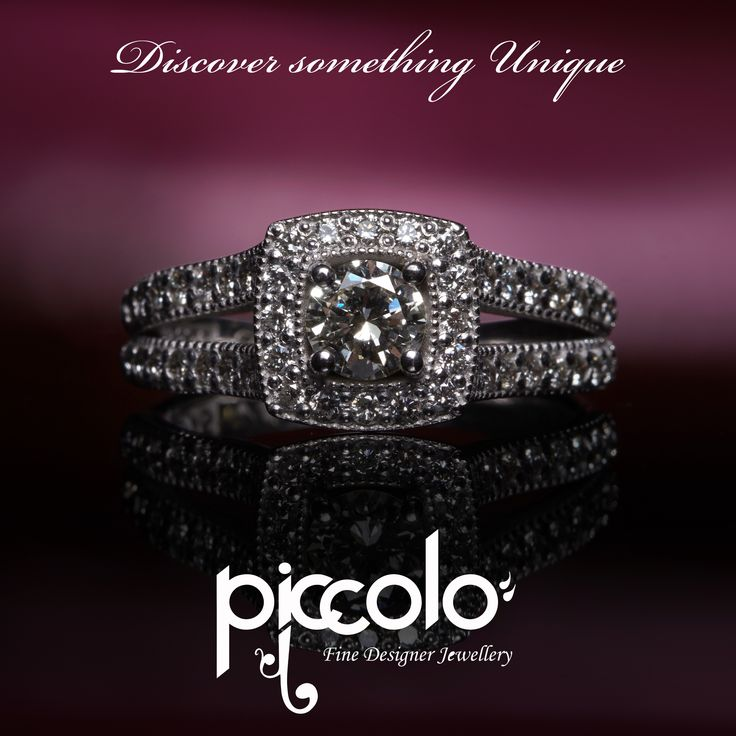 "Rita | ""Together we write our own fairy-tale"" White Gold set with Brilliant Round cut Diamonds Start your own fairy-tale with the perfect custom-made engagement ring 