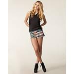 Denim & Supply Ralph Lauren Gooding Shorts - Deze en meer mode met Amerikaanse Vlag vind je hier